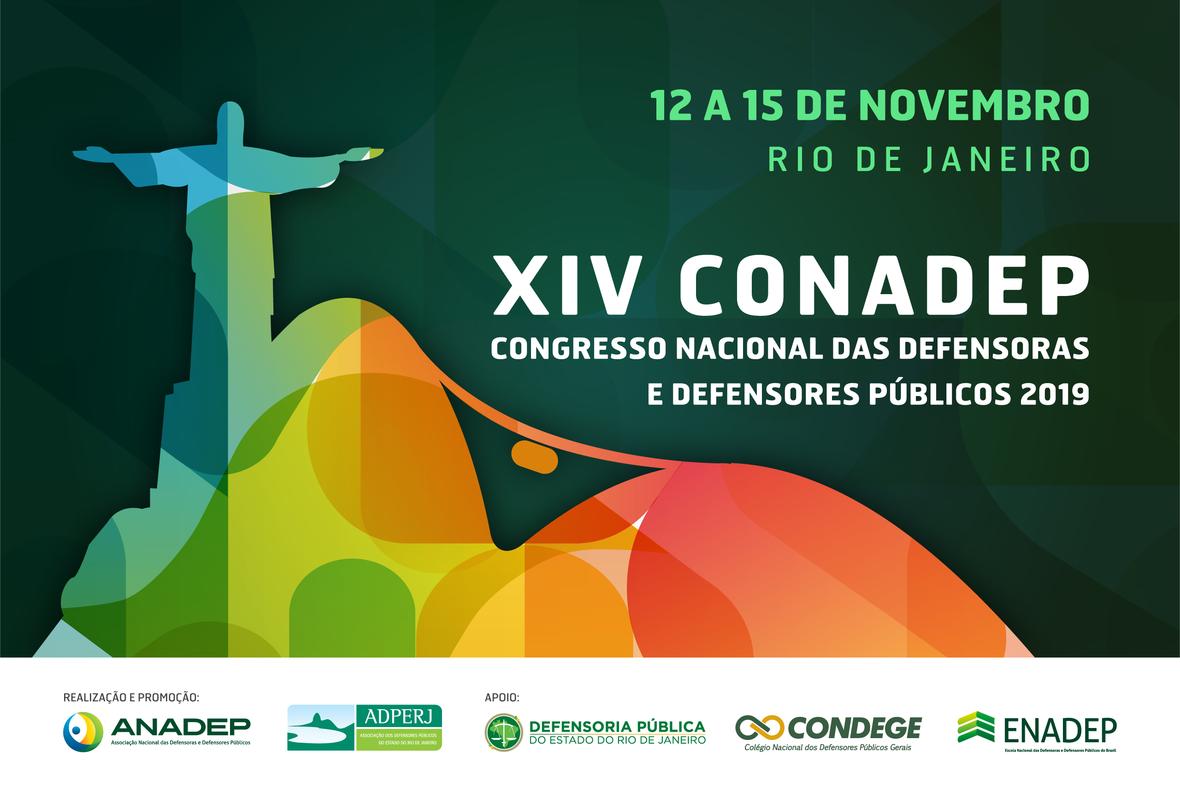 XIV CONADEP LOGO-01