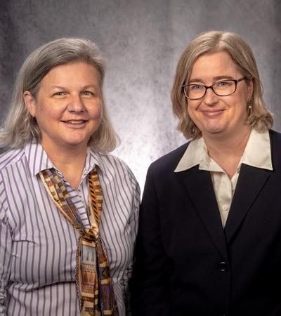 Ellen and Carol