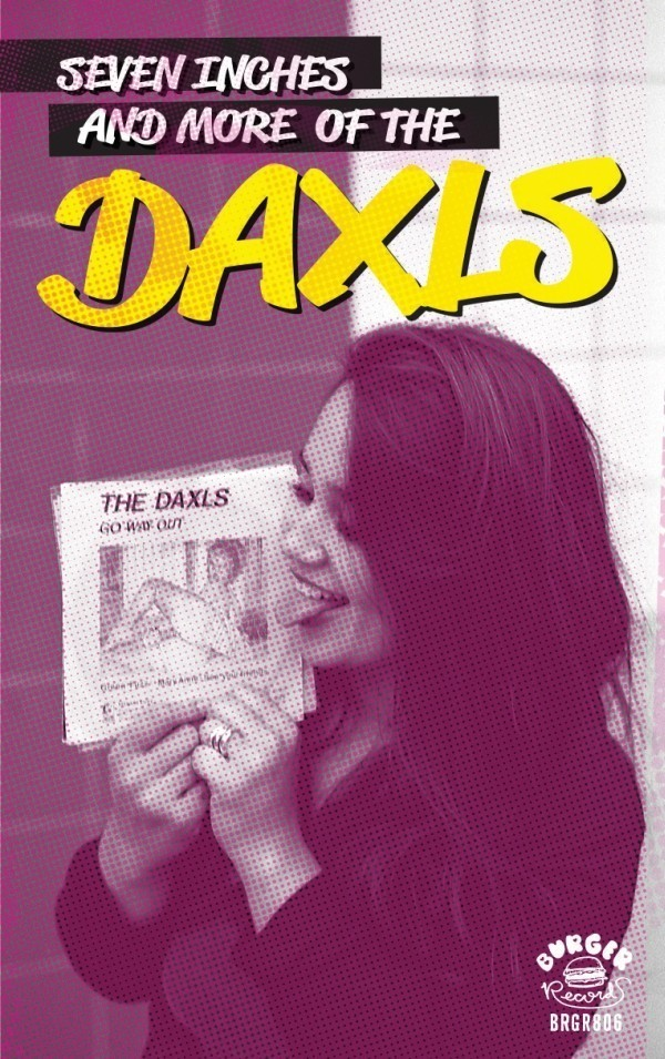 daxls - seven inches and more - cassette sm