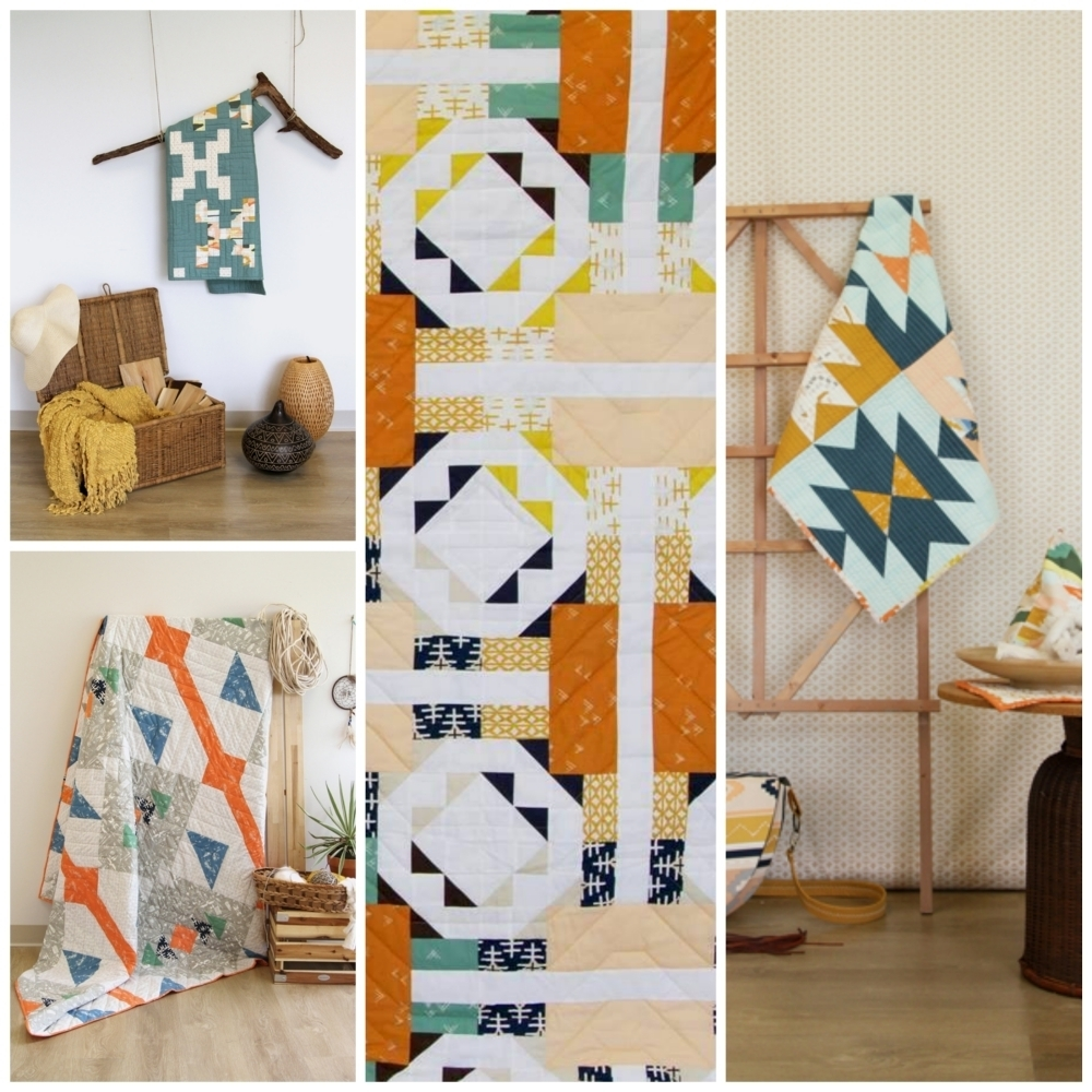 quilt poster square