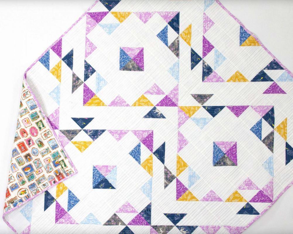 figo lookbook- suzy quilts- indian summer