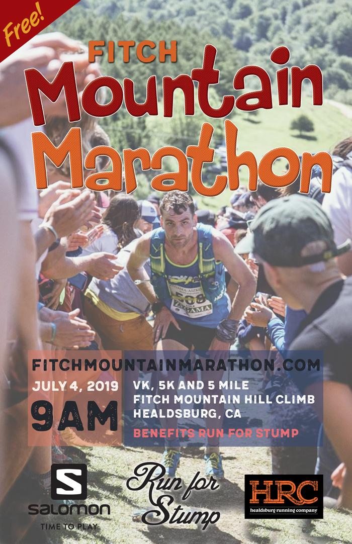 Mountain Marathon poster