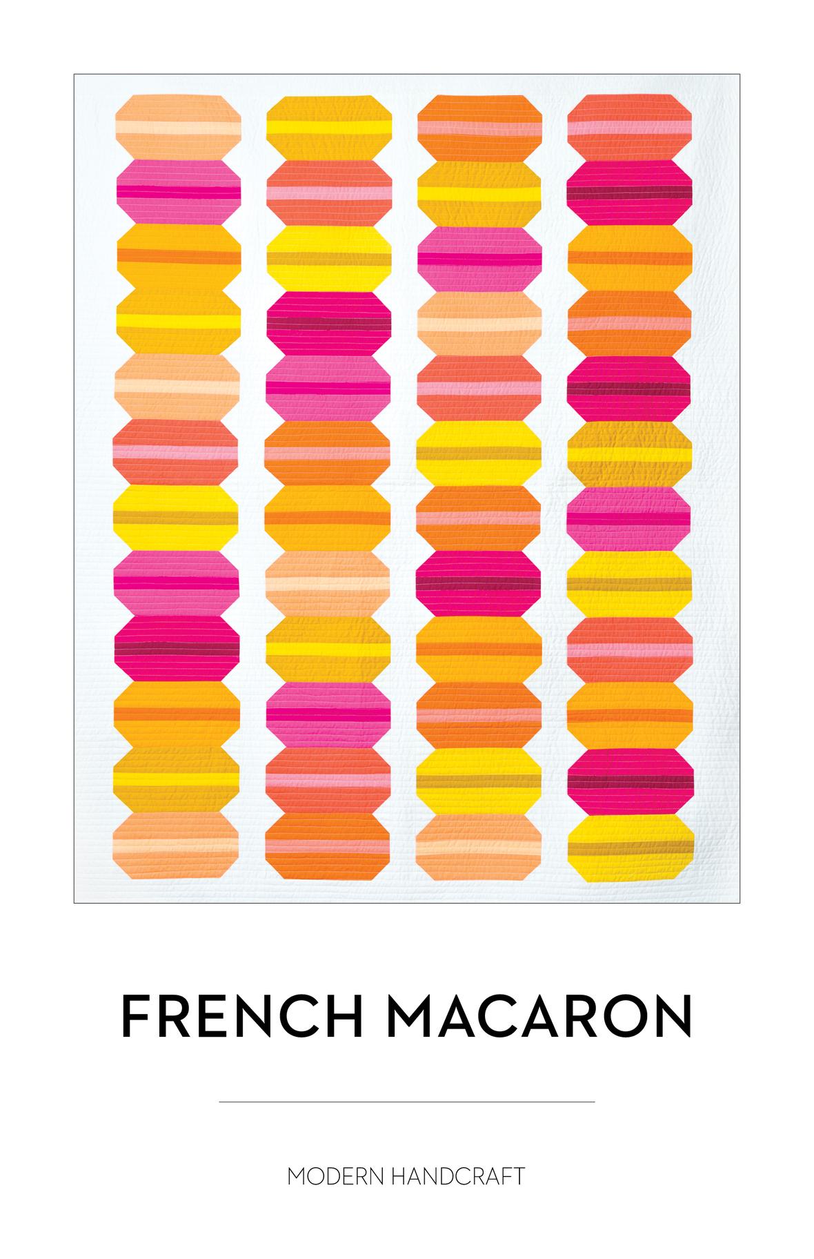 Macaron Print
