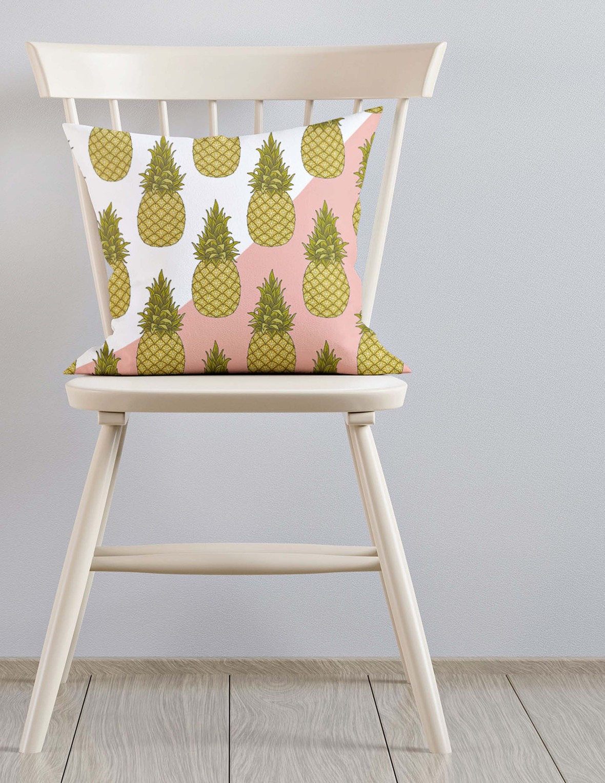two tone pineapple