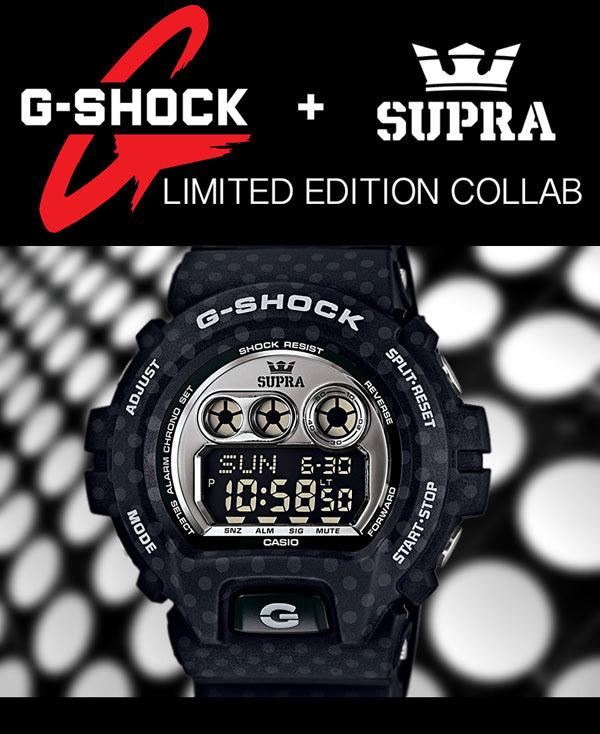gshock-SUPRA