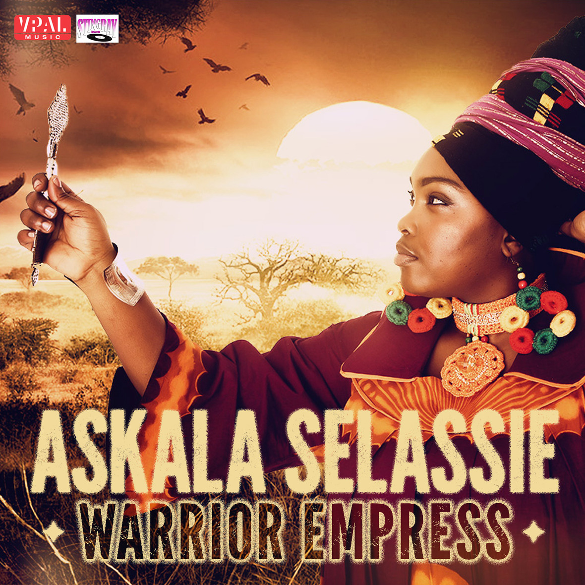 Warrior Empress cover picture