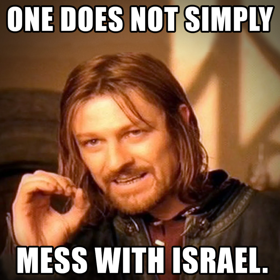 Mess-With-Israel David-Rivers