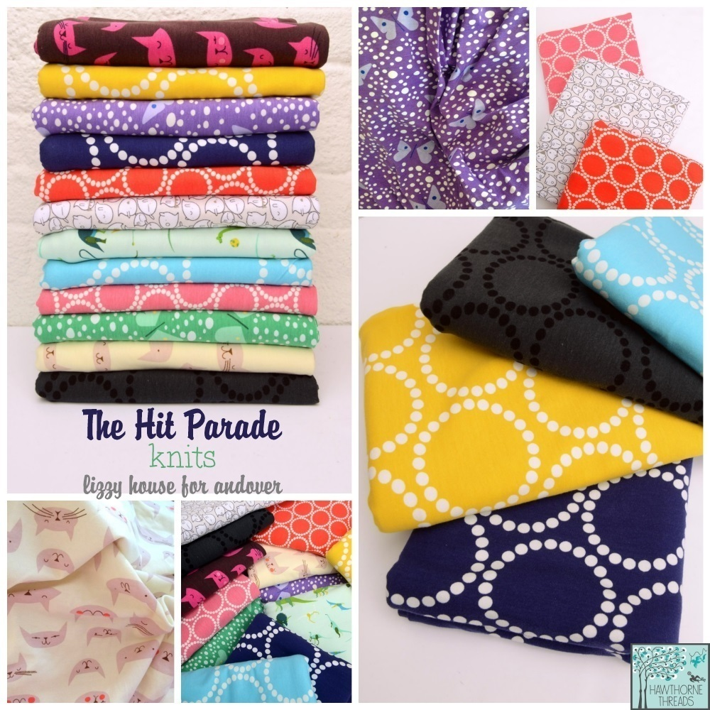 The Hit Parade Knits Lizzy House