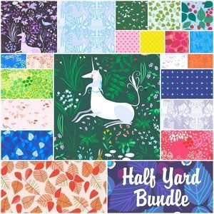 3557 the lovely hunt half yard bundle