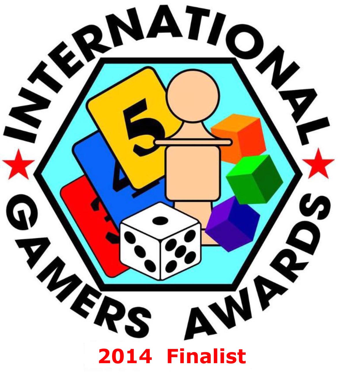 IGA 2014 Finalist