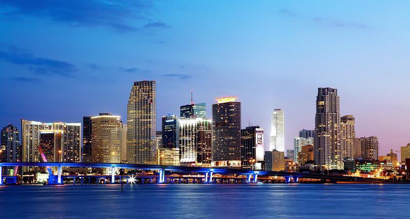 envoy Miami skyline