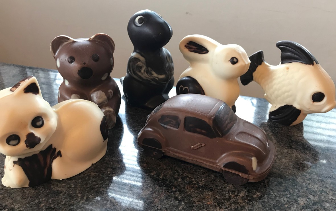 Chocolate Hollow Characters