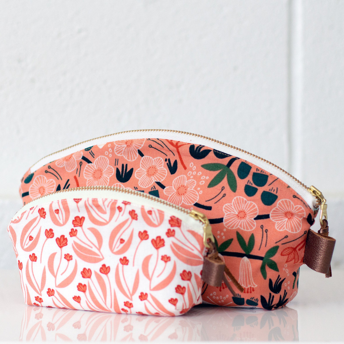 noodlehead- petal pouch- included in everyday essentials book