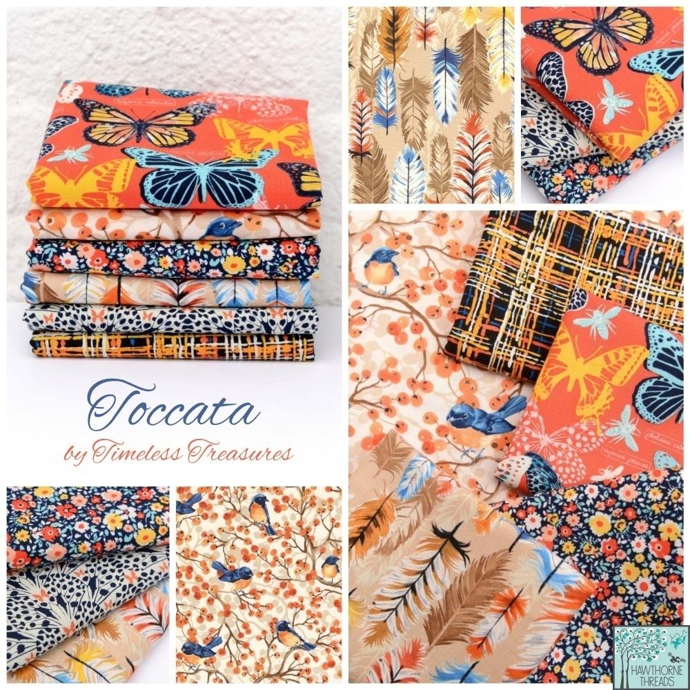 Toccata Fabric Poster 2
