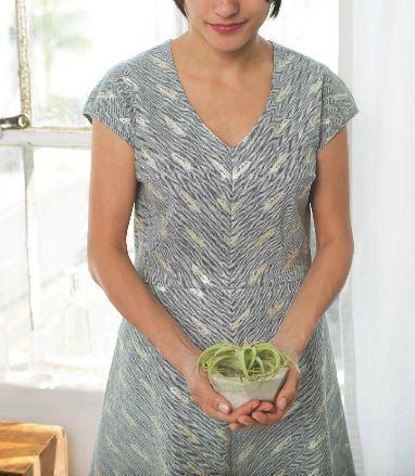 Shimmer 2 Amelia Dress by Green Bee Patterns  RK Lookbook
