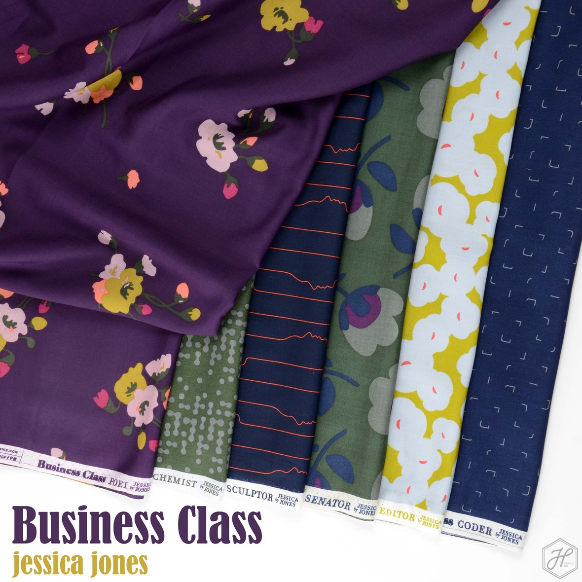 Business Class Fabric Poster Cloud 9 at Hawthorne Supply Co
