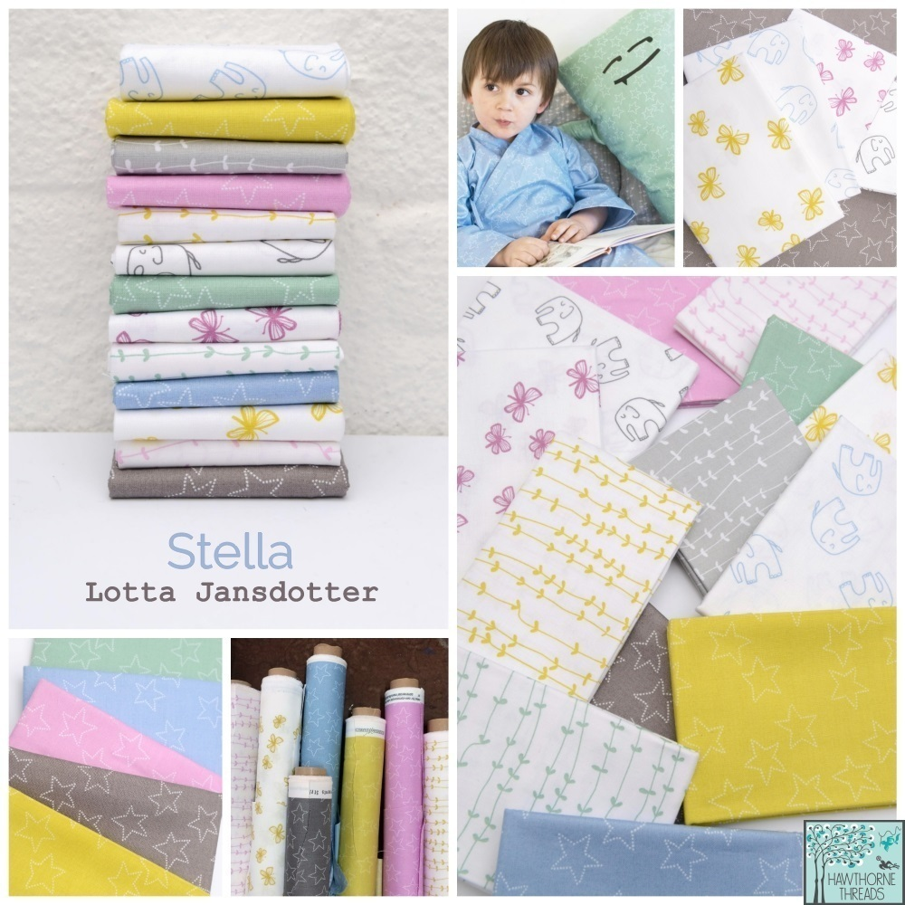 Stella Fabric Poster 2