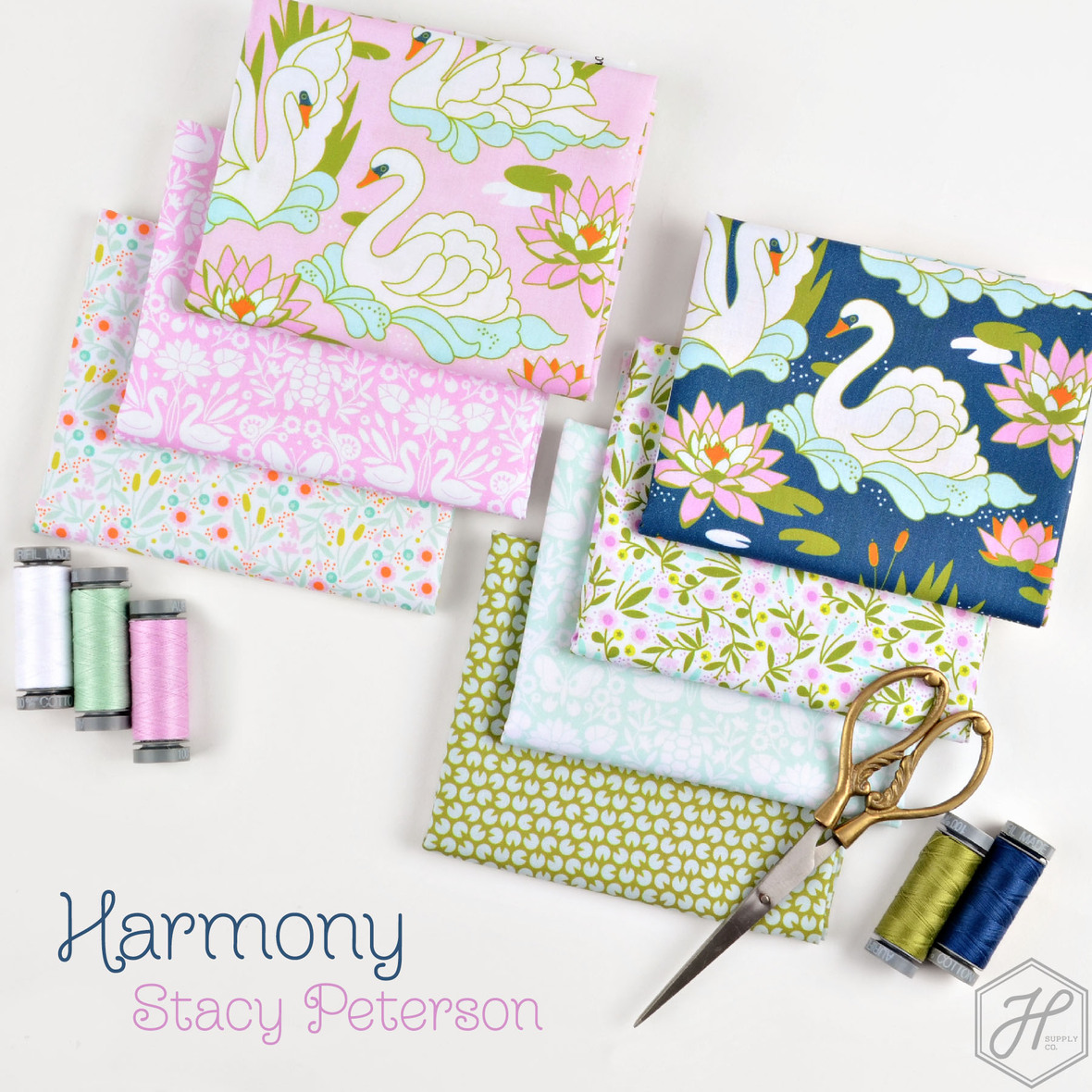 Harmony Fabric by Stacy Peterson for Blend