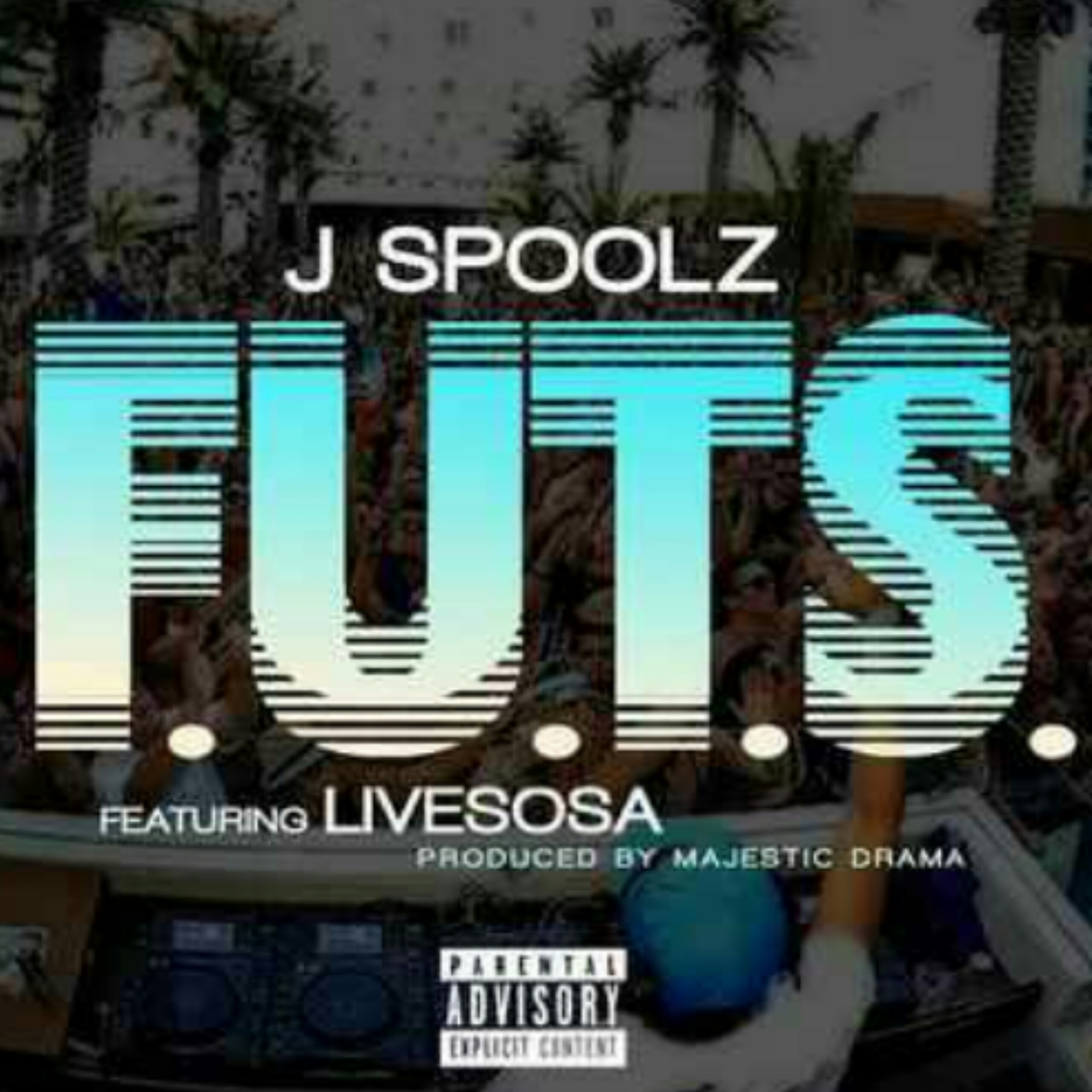 J Spoolz - F.U.T.S. artwork