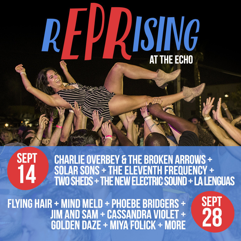 rEPRising At The Echo 2015 NES