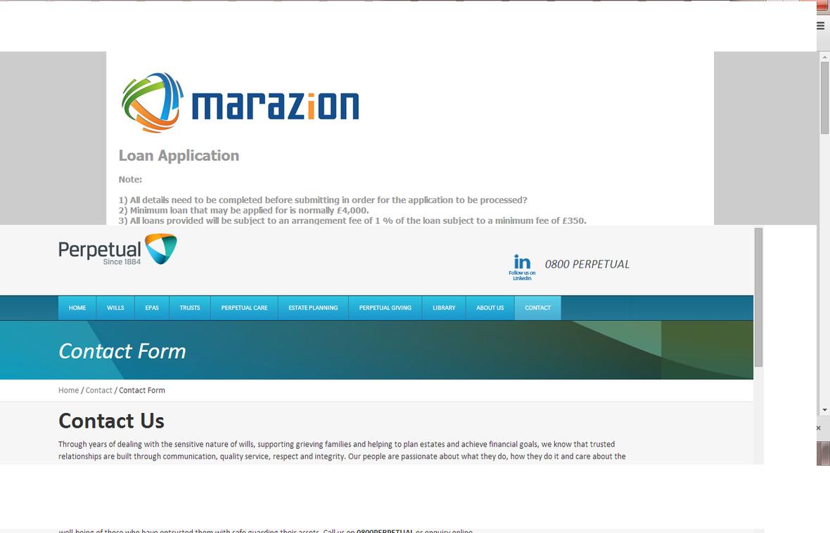 Marazion Perpetual Trust