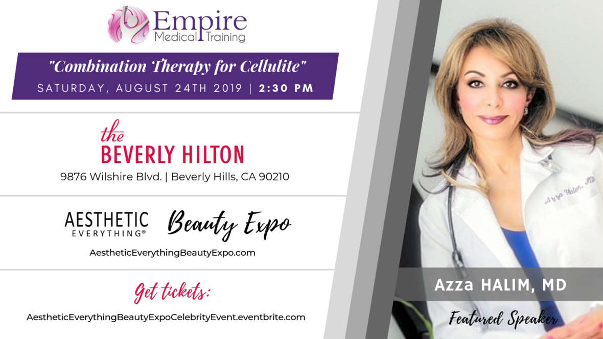 Aesthetic Everything Beauty Expo 2019 Beverly Hills Online Brochure