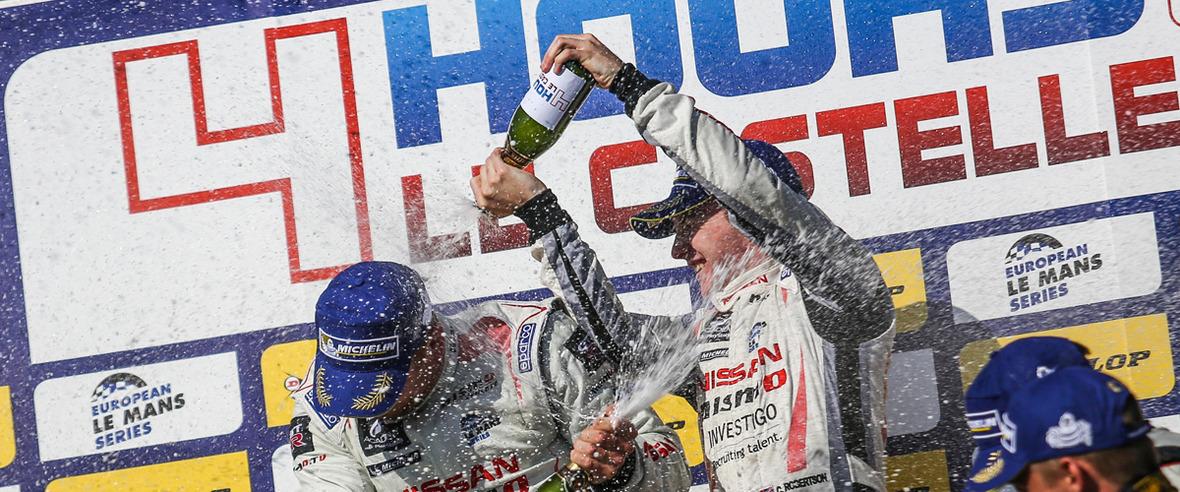 LMP3 podium castellet hoy robertson ND5 0604bd