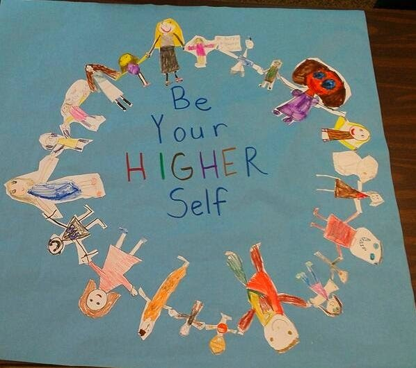higher self chart