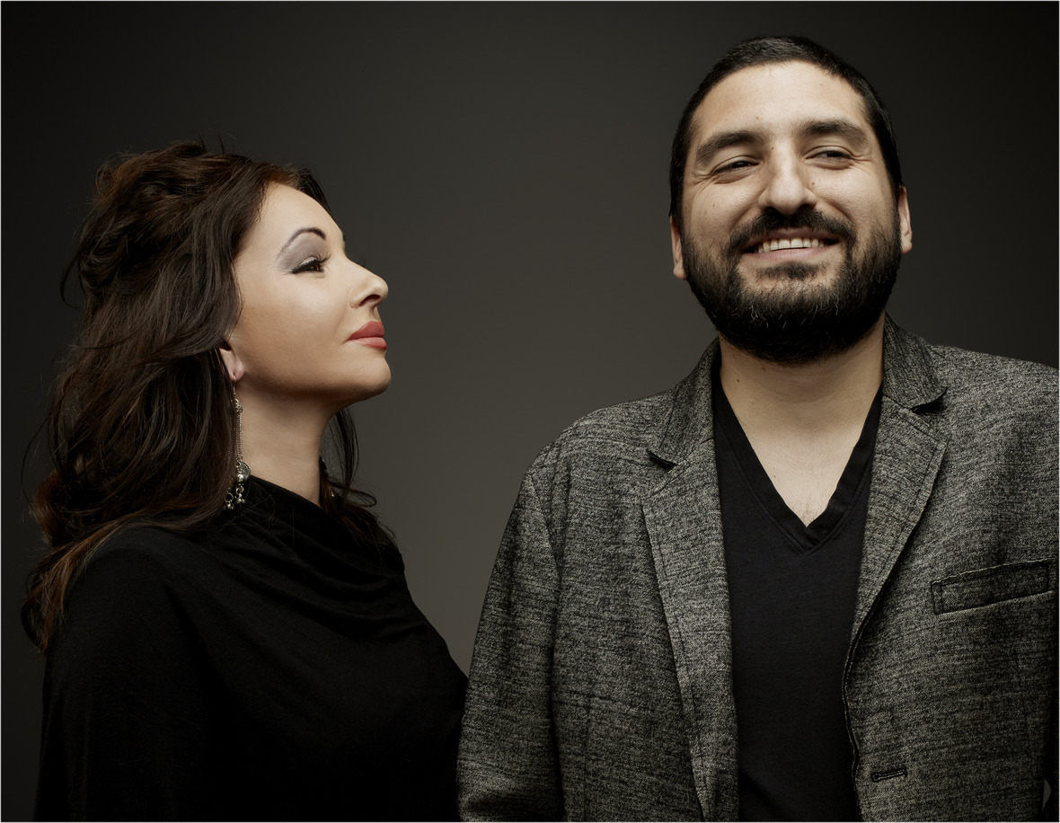 Natacha Atlas et Ibrahim Maalouf 101628 copie