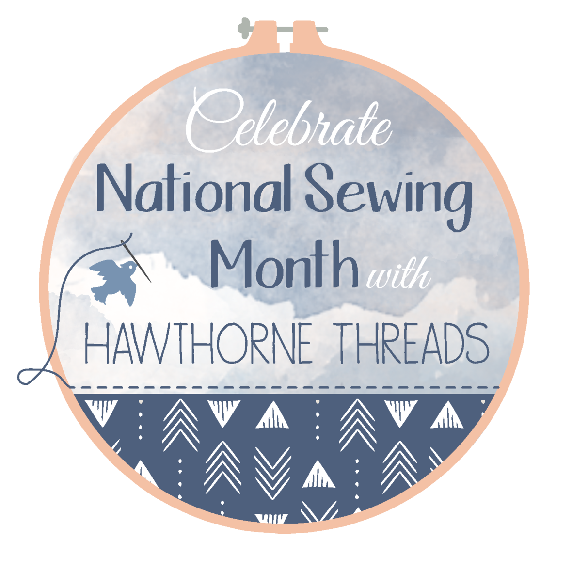 national sewing month image