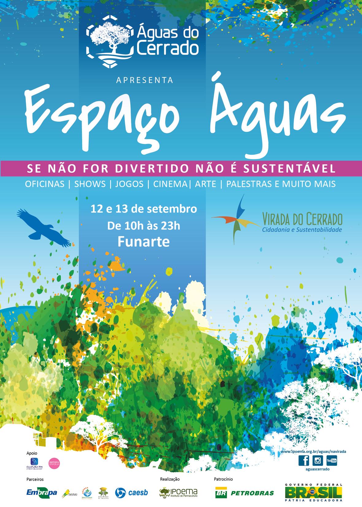 Flyer Espaco-Aguas