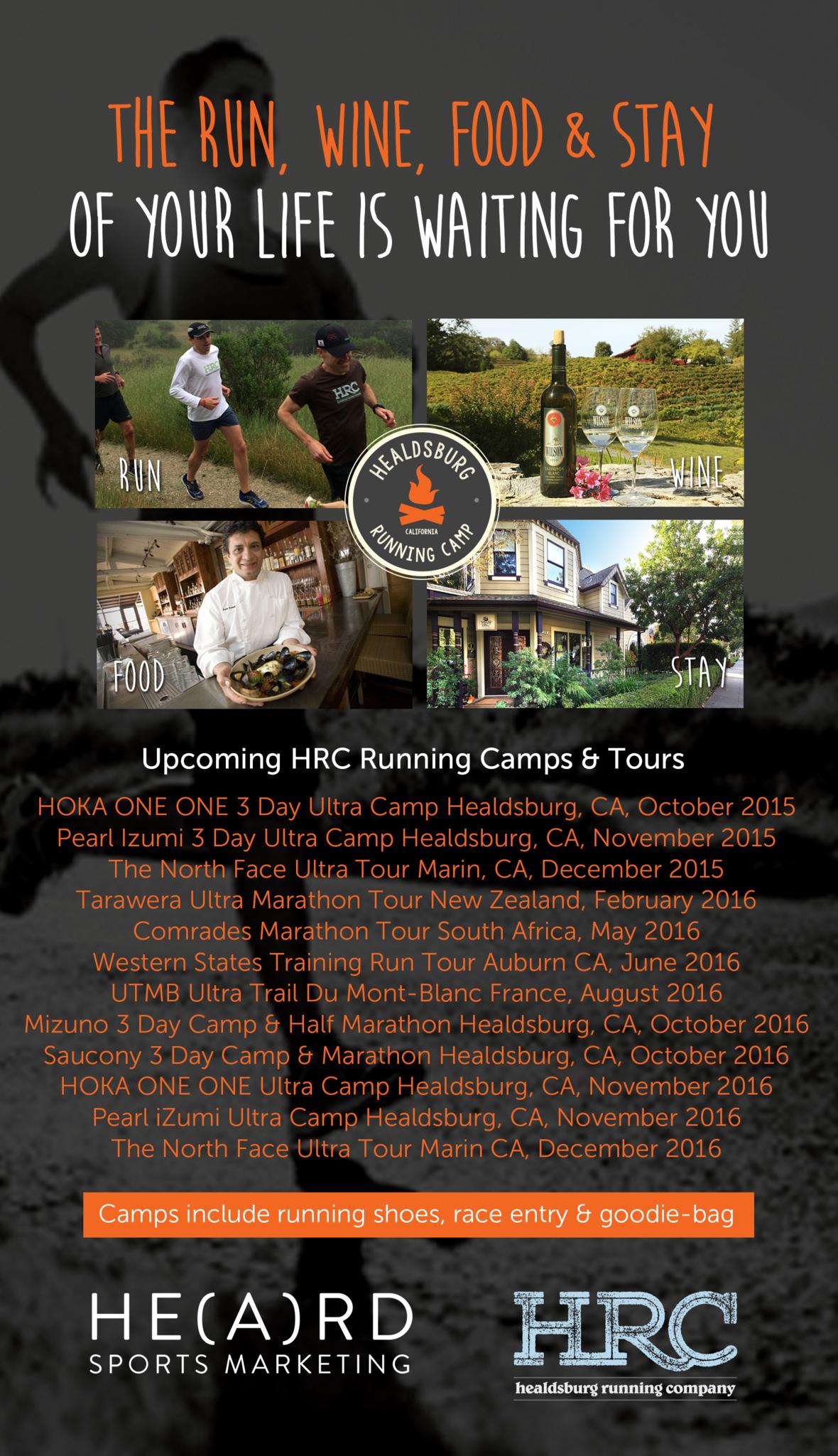 hrc camp dates flat