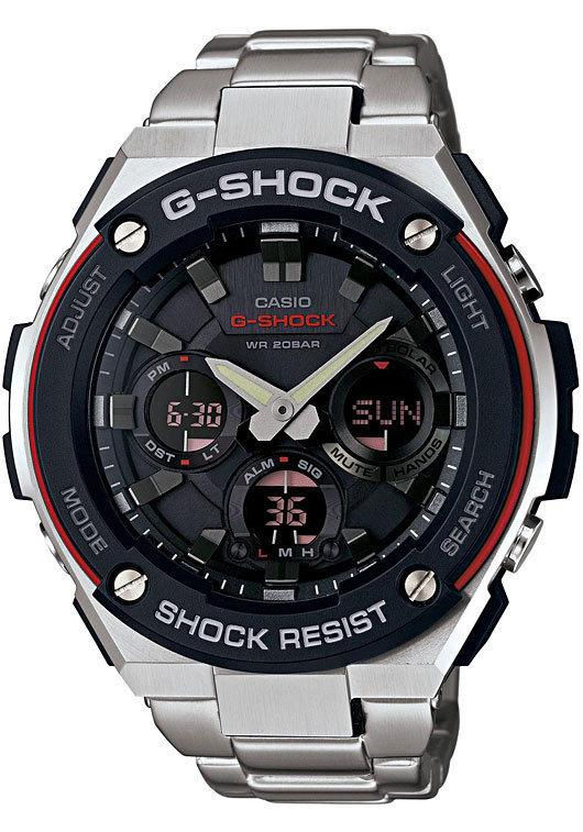 Gshock GSTS100D1A41full