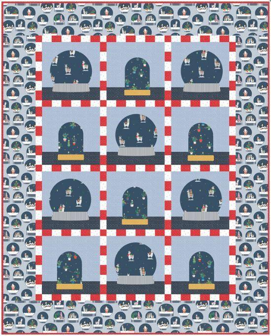 Shake It Up pattern from Heidi Pridemore