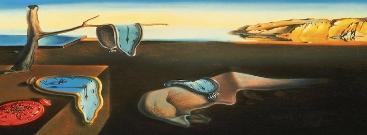 Salvador Dali los relojes