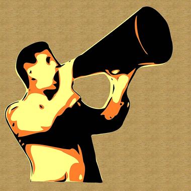 megaphone-woodgrain 380sq