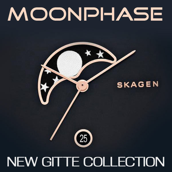 Skagen MOONPHASE