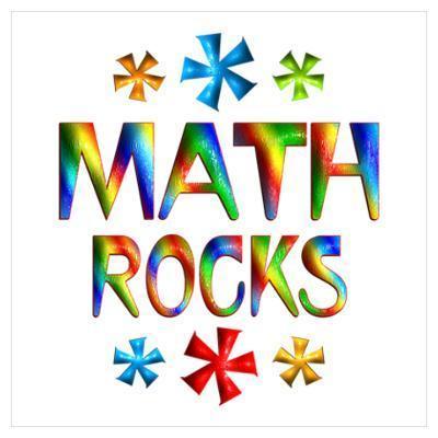 Math Rocks