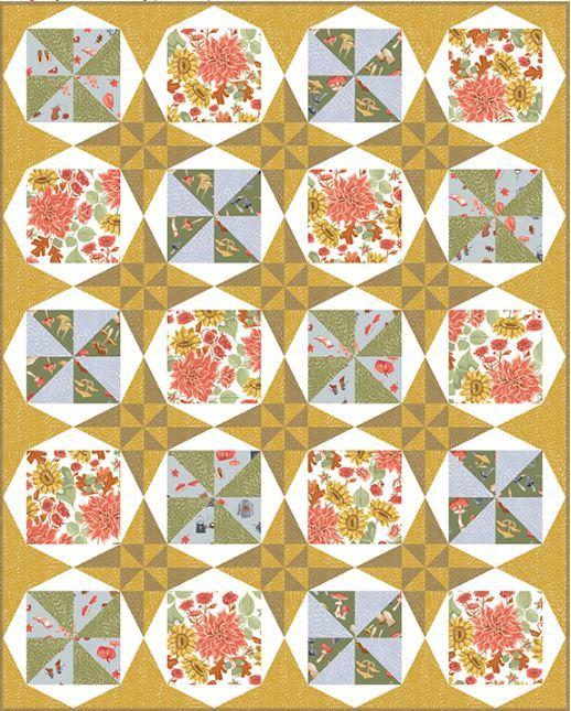 Starflight by Elisabeth Hardy FREE pattern