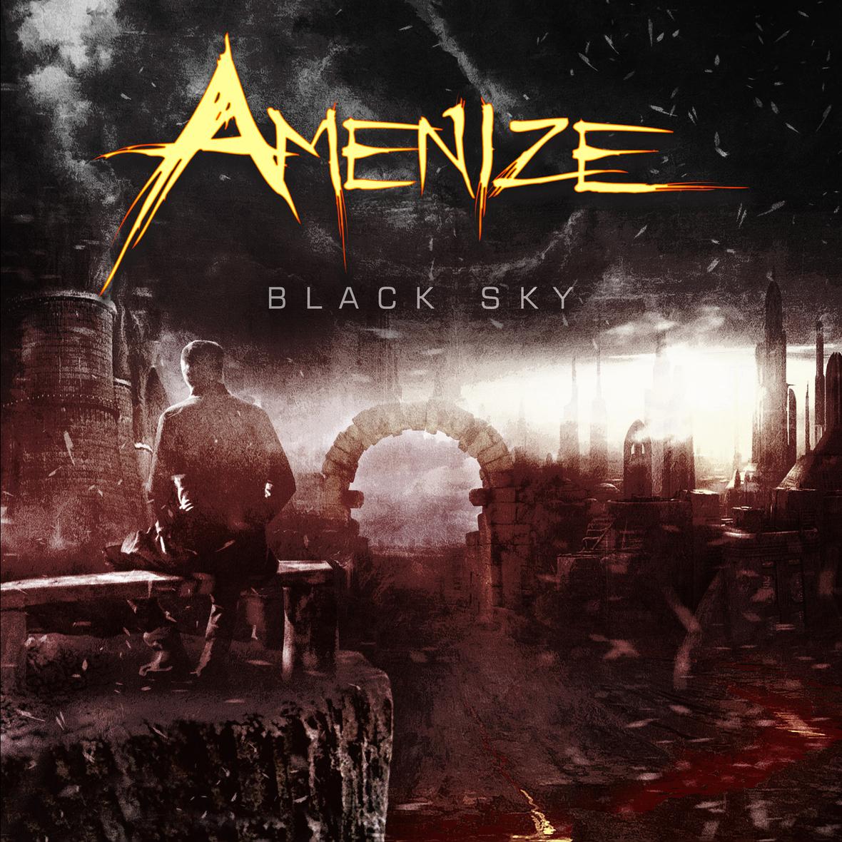 Amenize Album Art