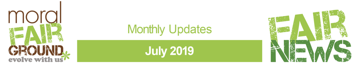 Fair News Monthly Updates July 2019 Banner
