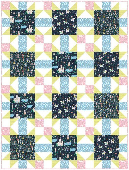 dear stella - free pattern