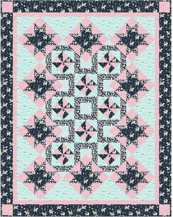 dear stella - pattern for sale by boundtobequilting