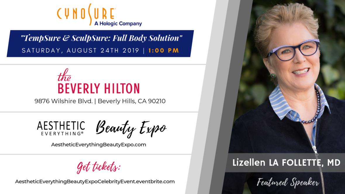 Lizellen La Follette - Beauty Expo Speaker