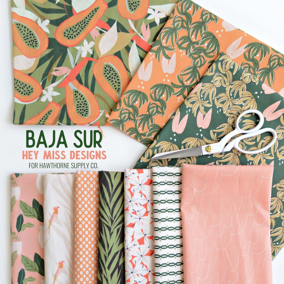 Baja Sur Hey Miss Designs at Hawthorne Supply Co