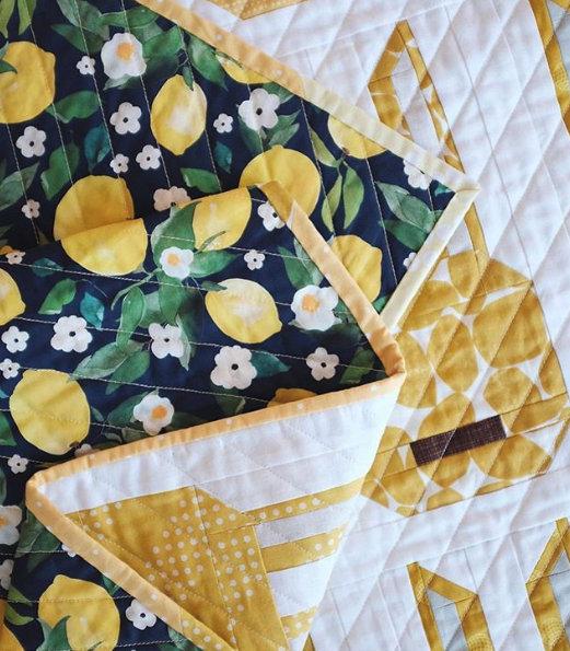 Shopcabin at Hawthorne Supply Co Citrus Grove Fabric