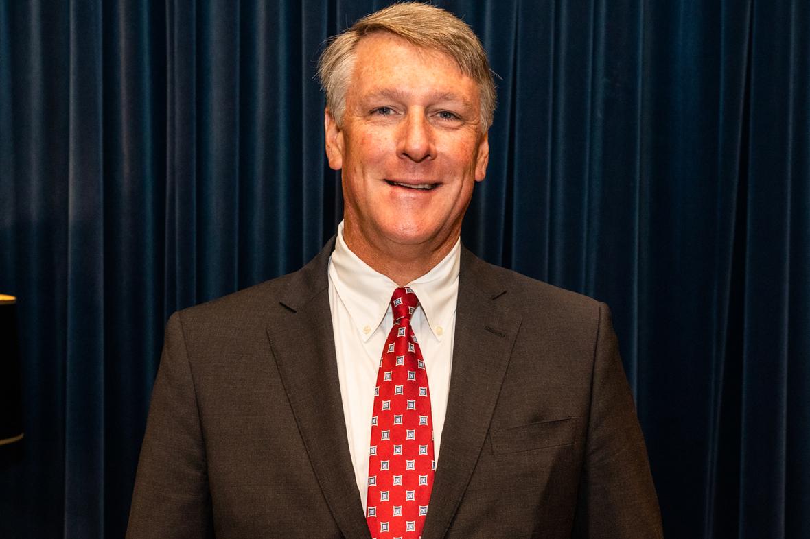 Jeff Avant - Board of Commissioners Probate Court Judges Retirement