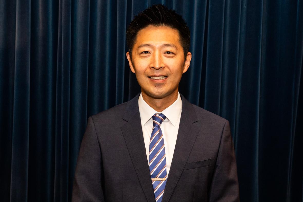Dr. Sangmin Ryan Shin - Georgia Board of Pharmacy