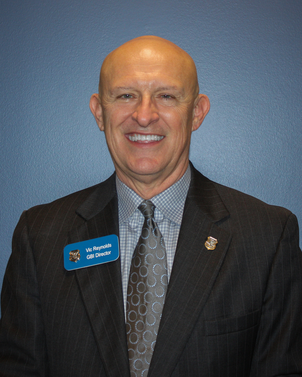 Photo of GBI Director Reynolds