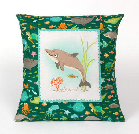 AquaticFriends AquaticPillow Ocean